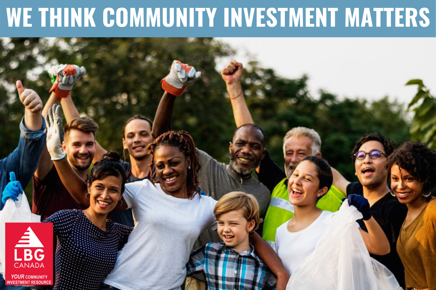 ***Spoiler Alert*** We Think Community Investment Matters